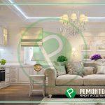 Дизайн квартиры 120м2